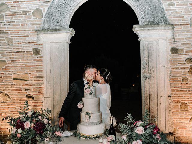 Il matrimonio di Leonardo e Tanita a Morro d'Oro, Teramo 77