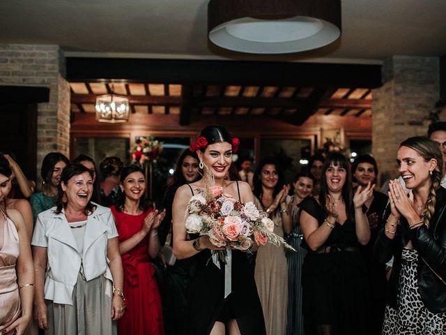 Il matrimonio di Leonardo e Tanita a Morro d'Oro, Teramo 79
