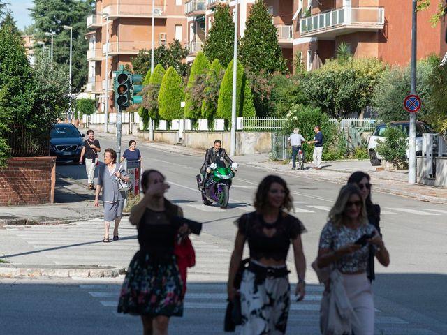 Il matrimonio di Valentina e Diego a Jesi, Ancona 2