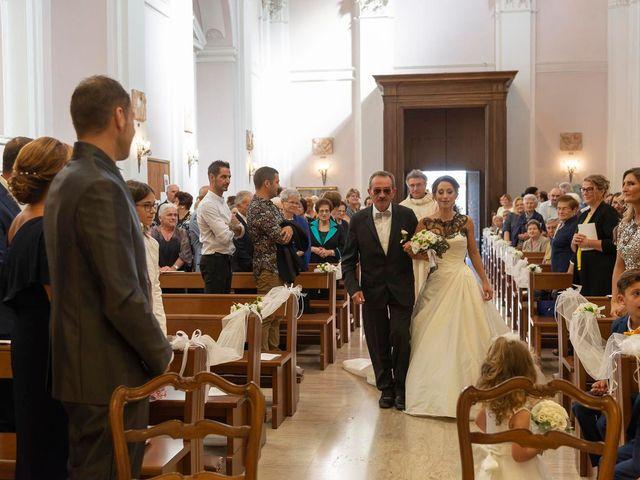 Il matrimonio di Valentina e Diego a Jesi, Ancona 7