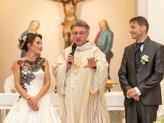 Il matrimonio di Valentina e Diego a Jesi, Ancona 8