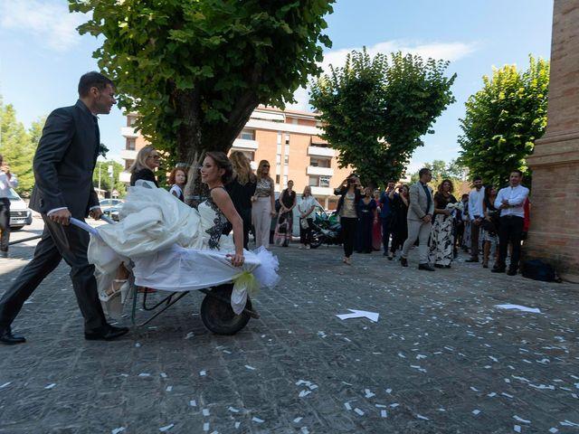 Il matrimonio di Valentina e Diego a Jesi, Ancona 11