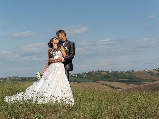 Il matrimonio di Valentina e Diego a Jesi, Ancona 12