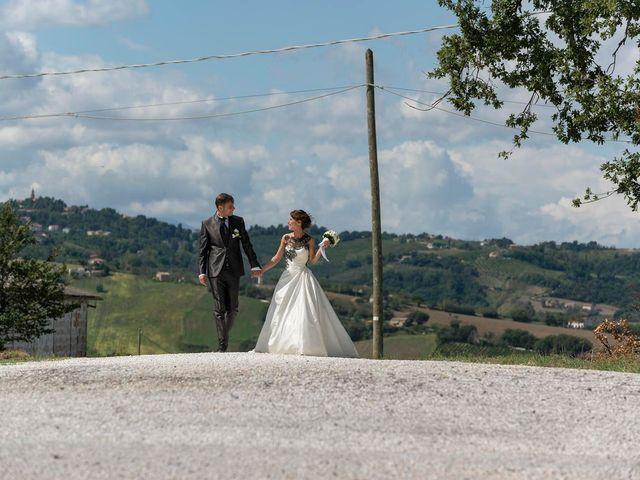 Il matrimonio di Valentina e Diego a Jesi, Ancona 17