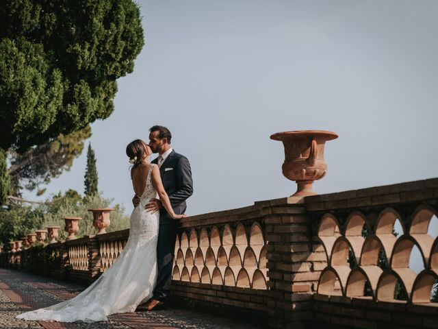Le nozze di Alexandra e Riccardo
