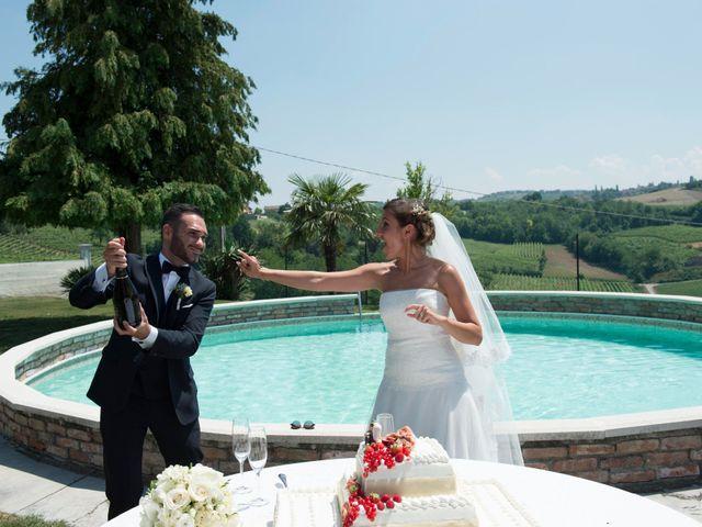 Le nozze di Barbara e Massimo