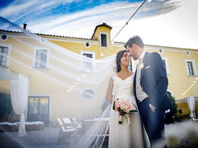 Le nozze di Giuseppe e Giulia