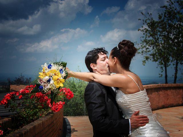 Le nozze di Lavinia e Leonardo