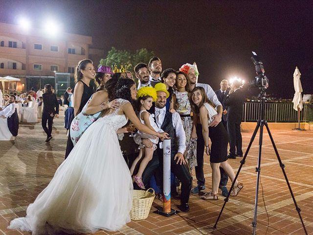 Il matrimonio di Riccardo e Maria Carmela a Reggio di Calabria, Reggio Calabria 33