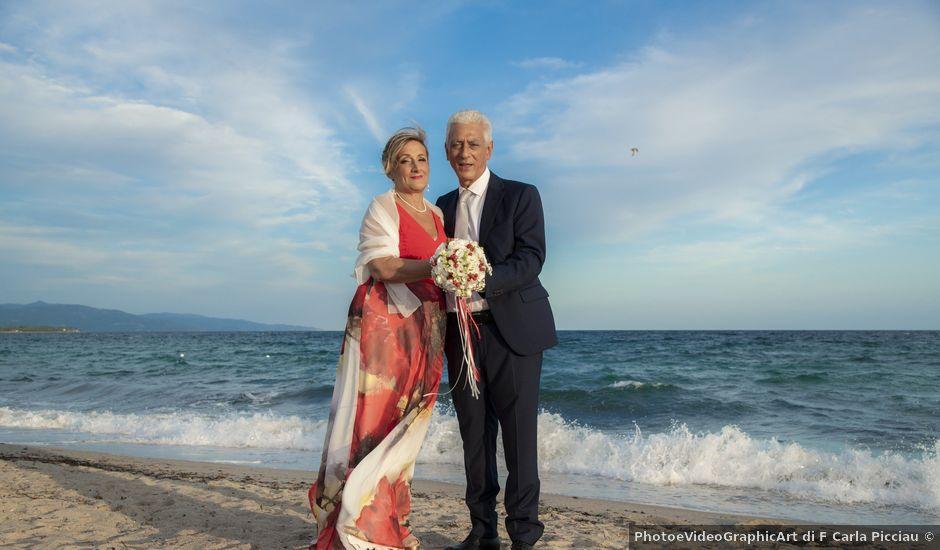 Il matrimonio di Antonio e Vincenza a Cagliari, Cagliari
