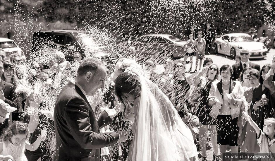 Il matrimonio di Stefano e Valentina a Roma, Roma