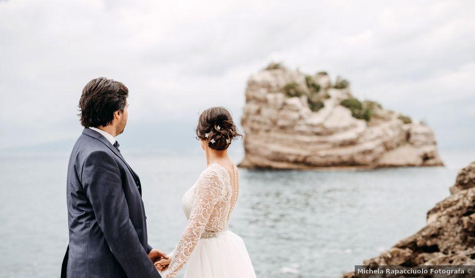 Il matrimonio di Roberto e Anna a Vico Equense, Napoli
