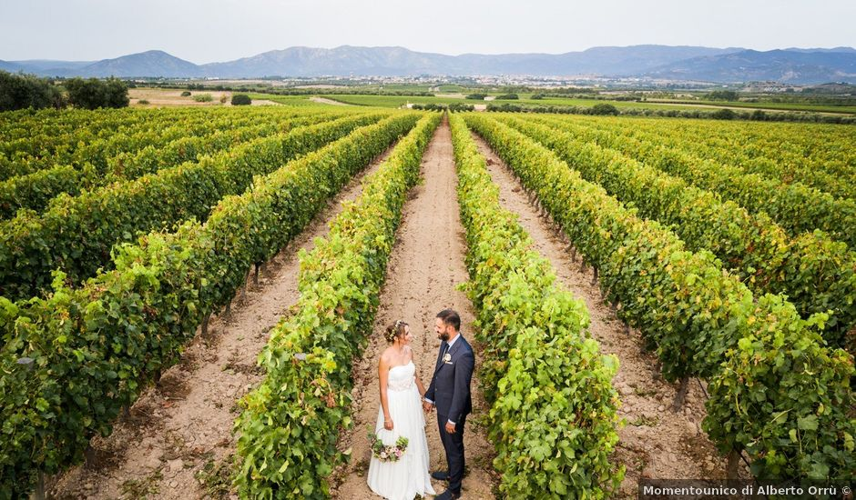 Il matrimonio di Stefano e Celestina a Cagliari, Cagliari