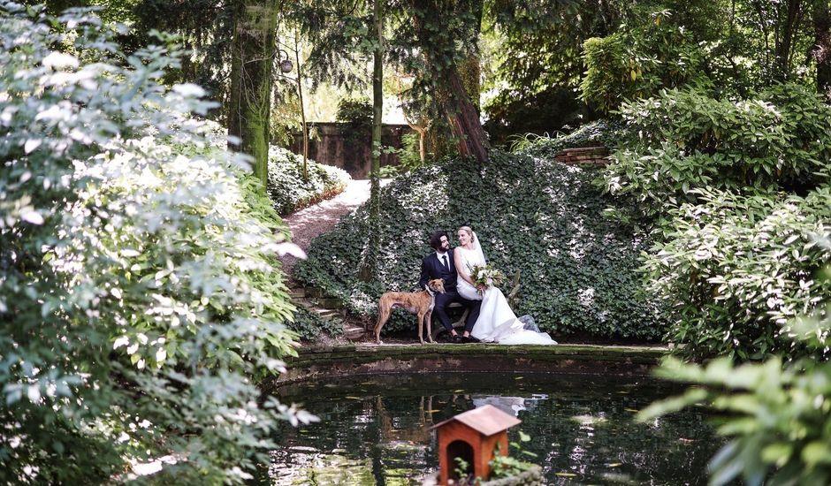 Il matrimonio di Luca e Claudia a Asola, Mantova
