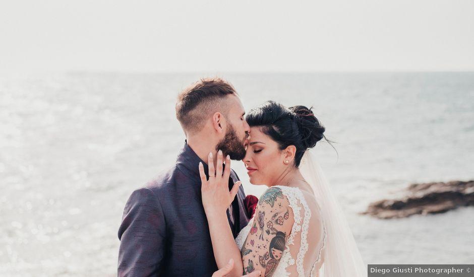 Il matrimonio di Michael e Marta a Livorno, Livorno