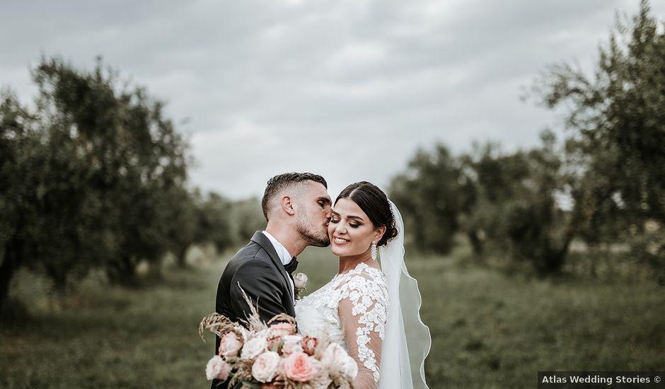 Il matrimonio di Leonardo e Tanita a Morro d'Oro, Teramo