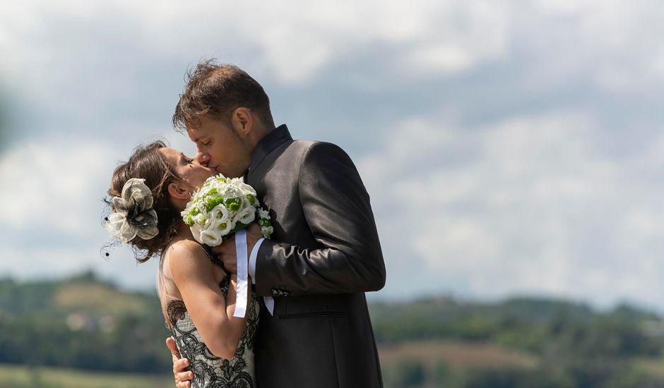 Il matrimonio di Valentina e Diego a Jesi, Ancona