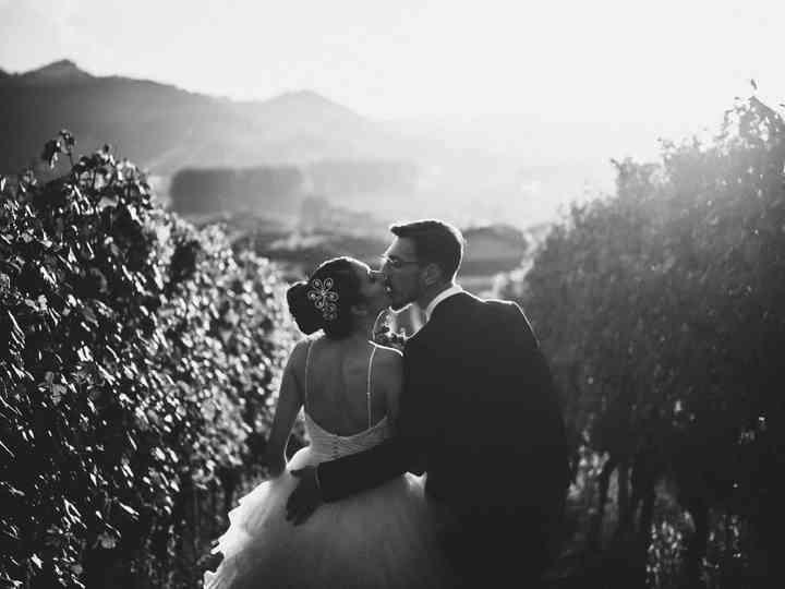 le nozze di Maela e Giovanni