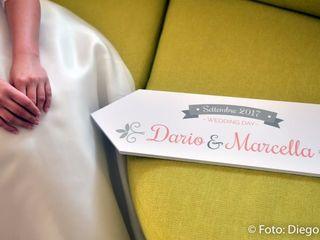 Le nozze di Marcella e Dario 1