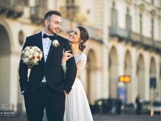 Le nozze di Adrian e Mădălina