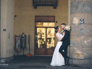 Le nozze di Adrian e Mădălina 3