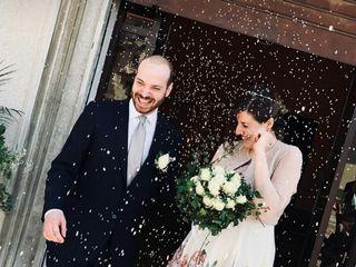 Le nozze di Claudia e Jacopo 1