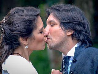 Le nozze di Irene e Giulio
