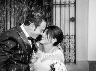 Le nozze di Cristina e Massimo
