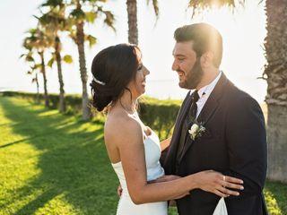 Le nozze di Anna e Santino