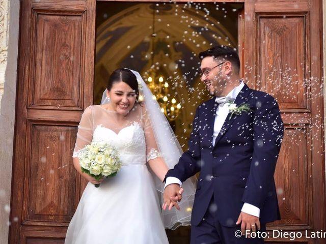 Le nozze di Marcella e Dario
