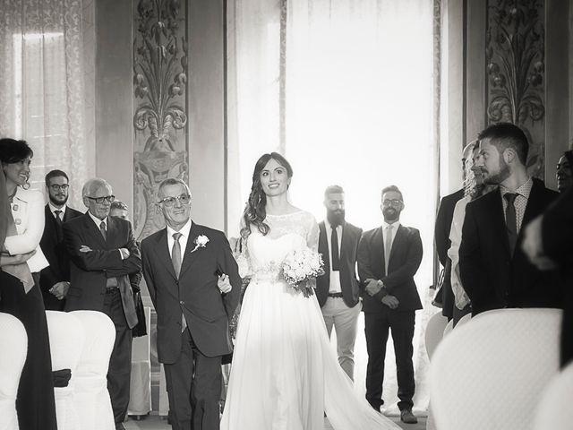 Il matrimonio di Paolo e Nadiana a Brescia, Brescia 23