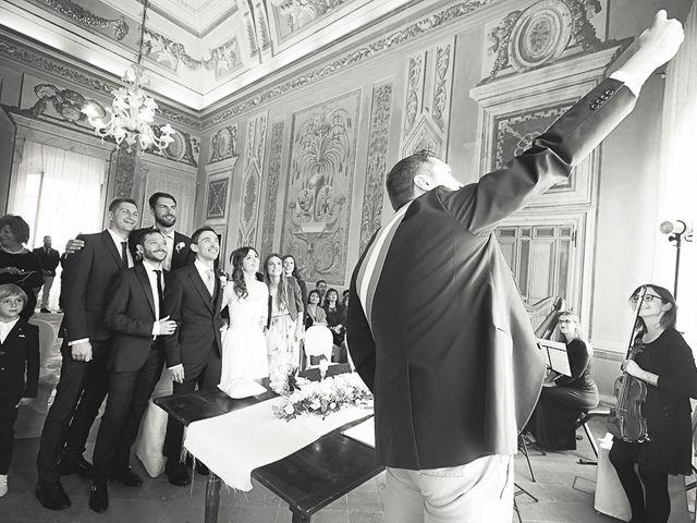 Il matrimonio di Paolo e Nadiana a Brescia, Brescia 40
