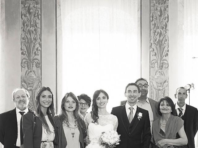 Il matrimonio di Paolo e Nadiana a Brescia, Brescia 43
