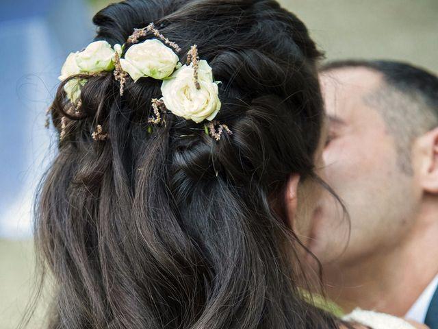Il matrimonio di Alessandro  e Valentina  a Moscazzano, Cremona 6