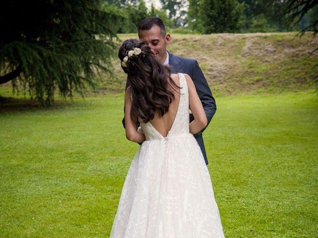 Il matrimonio di Alessandro  e Valentina  a Moscazzano, Cremona 8