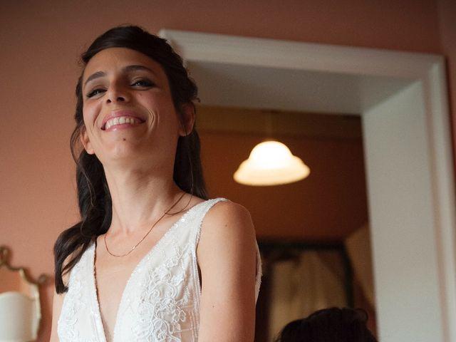 Il matrimonio di Alessandro  e Valentina  a Moscazzano, Cremona 12