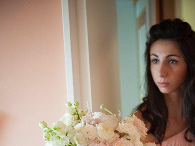 Il matrimonio di Alessandro  e Valentina  a Moscazzano, Cremona 15