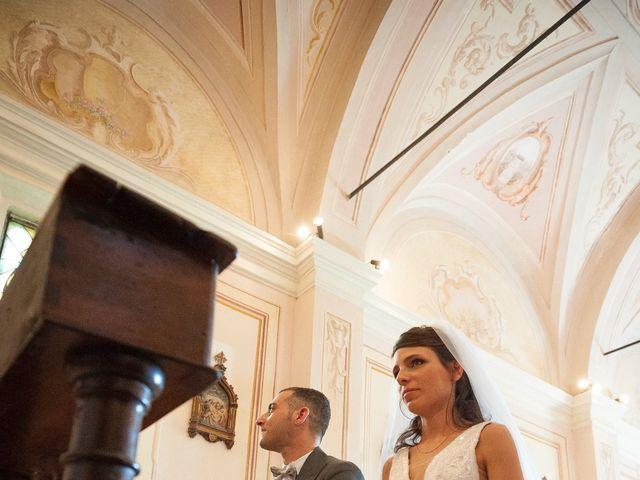 Il matrimonio di Alessandro  e Valentina  a Moscazzano, Cremona 18