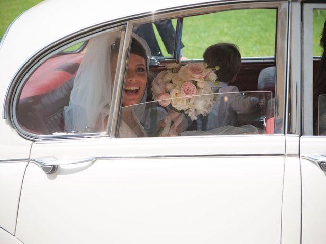 Il matrimonio di Alessandro  e Valentina  a Moscazzano, Cremona 21