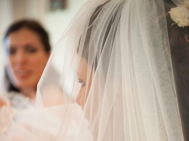 Il matrimonio di Alessandro  e Valentina  a Moscazzano, Cremona 24