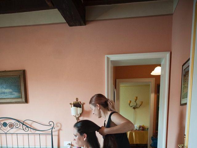 Il matrimonio di Alessandro  e Valentina  a Moscazzano, Cremona 28