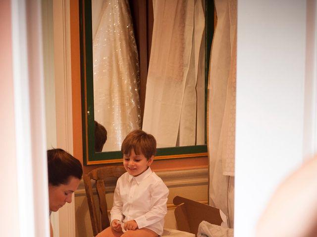 Il matrimonio di Alessandro  e Valentina  a Moscazzano, Cremona 29