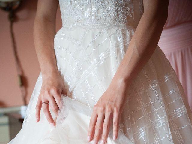 Il matrimonio di Alessandro  e Valentina  a Moscazzano, Cremona 31
