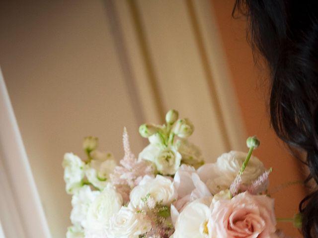Il matrimonio di Alessandro  e Valentina  a Moscazzano, Cremona 33