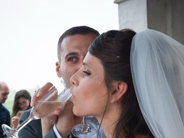 Il matrimonio di Alessandro  e Valentina  a Moscazzano, Cremona 39
