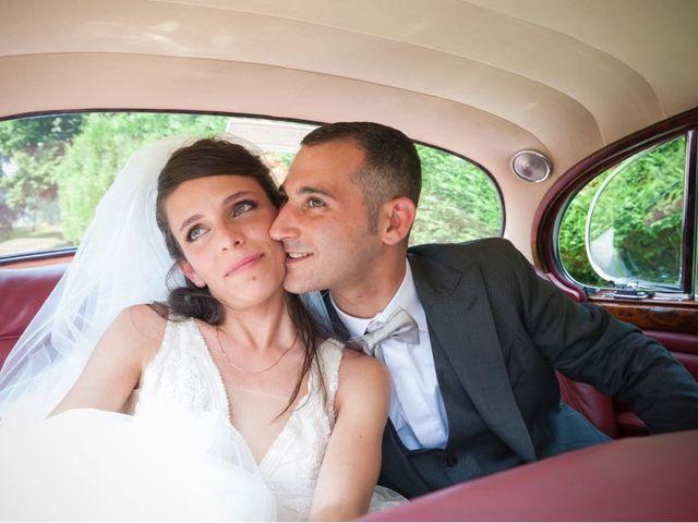 Il matrimonio di Alessandro  e Valentina  a Moscazzano, Cremona 41