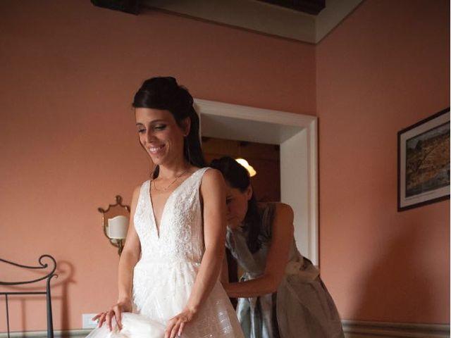 Il matrimonio di Alessandro  e Valentina  a Moscazzano, Cremona 43