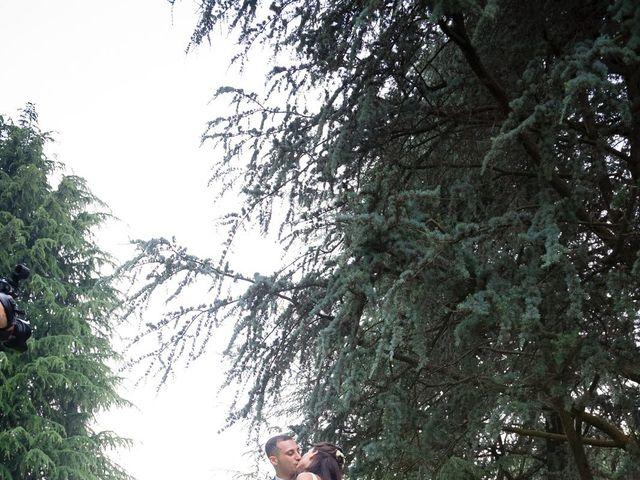 Il matrimonio di Alessandro  e Valentina  a Moscazzano, Cremona 49