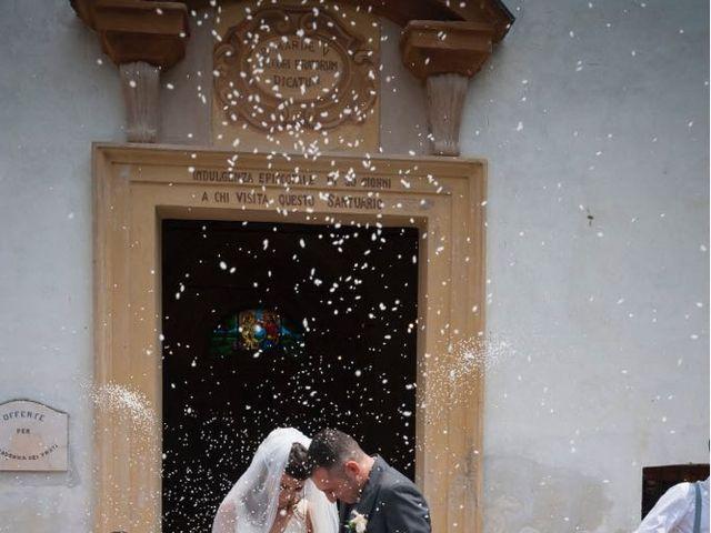 Il matrimonio di Alessandro  e Valentina  a Moscazzano, Cremona 51