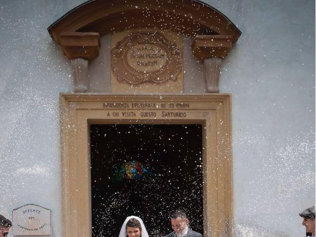 Il matrimonio di Alessandro  e Valentina  a Moscazzano, Cremona 52